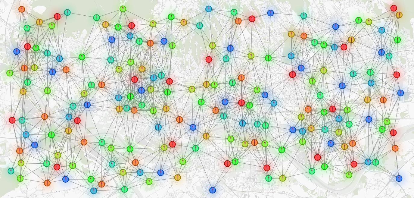 code planning solver vizualization